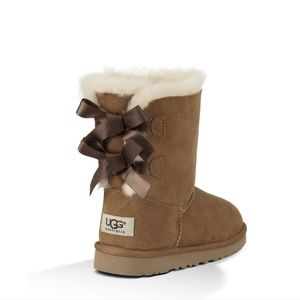 UGG Bailey Bow Youth Girl Boots